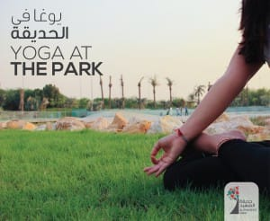 Yoga at the park-01